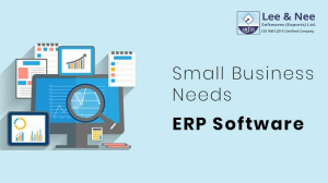 4 tell-tale Signs Your Small Business Needs an erp software system