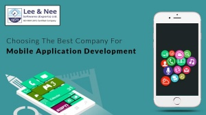 Best Company For Mobile Application Development