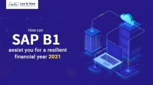 How can SAP B1 assist you for a resilient financial year 2021