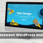 selection between WordPress and Joomla